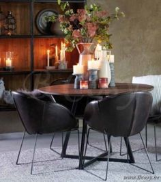 """Lifestyle94-Lifestyle Los Angeles Chair Leather Gun Metal 121584 <span style=""""font-size: 6pt;""""> kuipstoel-kuipzetel-siege-cuve-coquille-tub-chair-bucket-seat-schalensessel-Schalensitz </span>"""