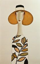 Danny McBride, artist, original acrylic paintings at White Rock Gallery Poster Xxl, Illustrations, Illustration Art, Art Beat, Danny Mcbride, Naive Art, Mexican Art, Art Journal Inspiration, Woman Painting