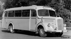 Mercedes-Benz Typ O 3500 Stadtbus-Ausführung, 1951.