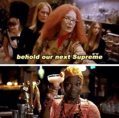 Lol. Lafayette would make the best supreme! #americanhorrorstory #trueblood