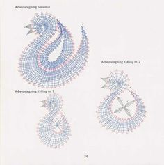 Súvisiaci obrázok Bobbin Lace Patterns, Form Crochet, Lacemaking, Point Lace, Lace Jewelry, Dream Catcher, Crochet Earrings, Projects To Try, Creations