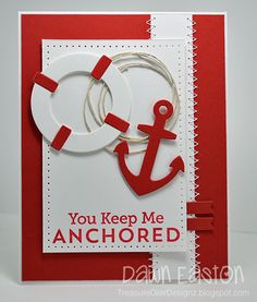 You Keep Me Anchored