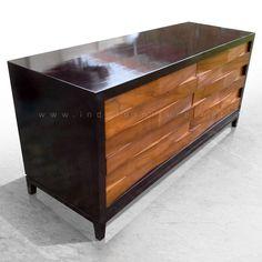Lemari Laci Kayu Jati   Indo Furniture
