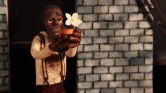 Tin (2013) by Brandon Lake: http://shortfil.ms/film/tin-2013 #shortfilm #animation #kids #romance