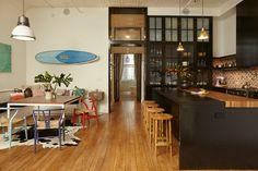 Gravity Home, TriBeCa Loft via Studio DB