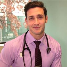 Dr. Mike!!! He's so cute & handsome