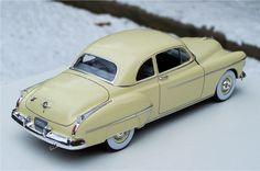 Revell 1950 Oldsmobile Rocket 88