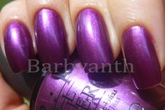 Suzi and the Seven Dusseldorfs OPI Germany Collection
