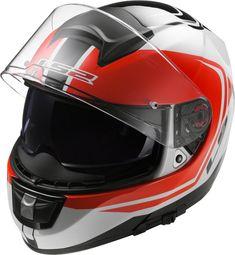 Le casque intégral LS2 Vector est un modèle Touring au tarif abordable