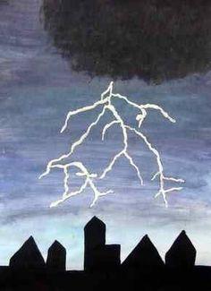 Bildergebnis für rain art for kids