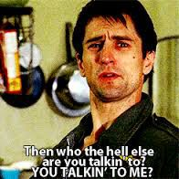 Robert De Niro Taxi Driver Quotes, Heat 1995, Love Actually 2003, 1976 Movies, Film Quotes, Star Quotes, Quotes By Famous People, Famous Quotes, True Romance