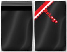 Versandtaschen von BFT Verpackungen individuell bedruckt...