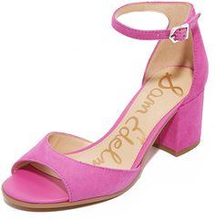 Sam Edelman Susie City Sandals #sandals #summer #heels