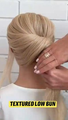 Bun Hairstyle, Crochet Hair, Texture, Hair Videos, Hair Designs, Pretty, Image, Wedding, Beauty