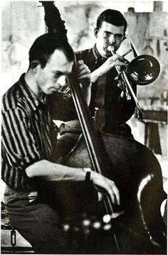 W. Eugene Smith - Bill Crow, Bob Brookmeyer