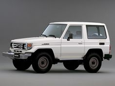 Toyota Land Cruiser (1999 – 2007).