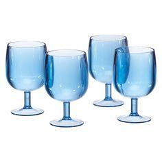 Camping supplies - Acrylic wine glasses | Kathmandu