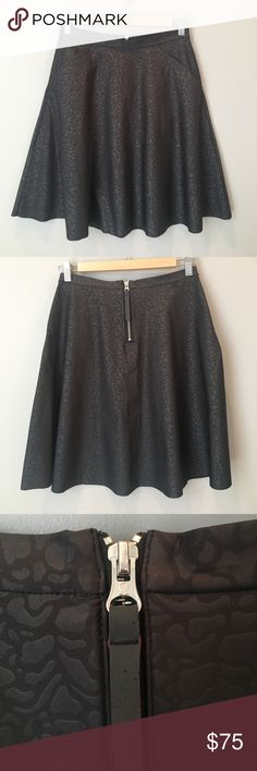 """Lululemon Gray Floral Print Athletic Skirt Pretty gray athletic skirt by lululemon. Features back zip closure with pull tab, twice side pockets (one with a hidden inner pocket too!), flattering A-line cut, quick dry fabric, and an all over floral print. Size not listed but waist is 26"""". I typically wear a 6 in lulu and this fits me well but could also probably work for a size 4. lululemon athletica Skirts A-Line or Full"""