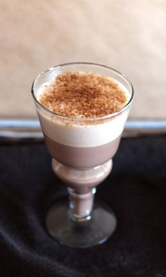Nutella-Lovers, Meet Your New BFF: The Nutella Cappuccino