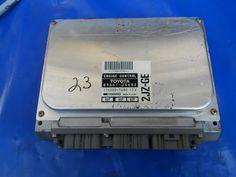 93-95 Lexus GS300 2JZ-GE ECU ECM PCM Engine Computer Control Unit 89661-30682 2JZ-GE