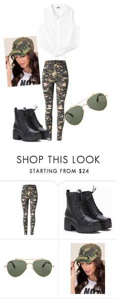 """Untitled #139"" by li-directioner on Polyvore featuring WithChic, Givenchy and Francesca's"
