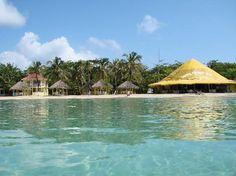 Corn Island Hotels | Pictures of Picnic Center Hotel & Restaurant, Big Corn Island - Ranch ...