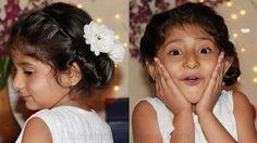 Falscher Zopf im Elsa-Stil | 21 schnelle Kinder-Frisuren Für sehr beschäftigte Eltern
