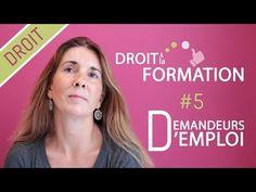Conseils de Karine ✪ Je suis demandeur d'emploi : ai-je #droit à la #formation ?