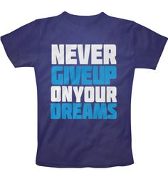 FC Express Never give up T-Shirt