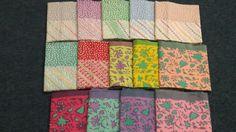 Colorful Batik patern from Central Java #batik #patern #indonesia