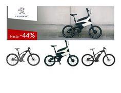 En OutletCiclismo puedes encontrar las bicicletas eléctricas Peugeot con descuentos de hasta el 44%. Te invitamos a conocer todos los detalles para reclamar una.