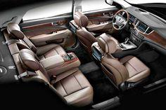 2015 Hyundai Equus Seats   Google Search