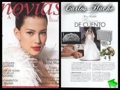 Bouquet de Rosas Publicado en la Revista Novias de Pasarela.
