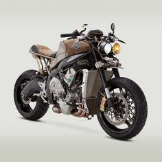 Classified Moto's Suzuki GSXR streetfighter: A 190 mph urban assault bike