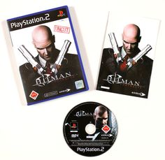 Sony PlayStation 2 Hitman: Contracts für PS 2 in OVP USK 18