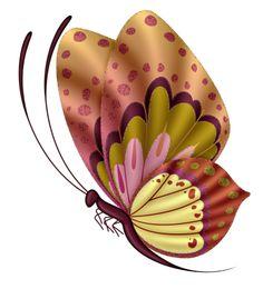 Superhero butterfly