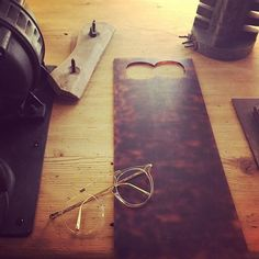 """""""You have to create your life. You have to carve it, like a sculpture. Last Temptation craftsmanship. William Shatner, Create Yourself, Eyewear, Carving, Sculpture, Instagram Posts, Handmade, Life, Eyeglasses"""