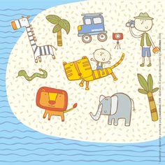 * Desde el corazón: ilustraciones / illustrations