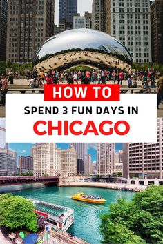 If you're planning a trip to Chicago, you can find everything you need to know here. Check out this post on how to spend the perfect 1-3 days in Chicago! Chicago 3 days, how to spend 3 days in Chicago, best things to do in Chicago with 3 days, long weekend in Chicago, Chicago itinerary for 3 days, Chicago travel tips, free things to do in Chicago, unique Chicago, romantic Chicago, Chicago at night, Chicago girls trip, Chicago for couples #chicago #illinois Chicago At Night, Chicago Girls, Chicago Photography, Travel Photography, Travel Guides, Travel Tips, Chicago Travel, Free Things To Do, Long Weekend