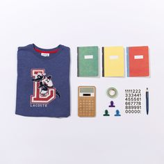 Too cool for #school with #Lacoste!