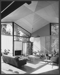 Julius Shulman was one of the most important architectural photographers, best known for his iconic photographs of the Case Study Houses. N...