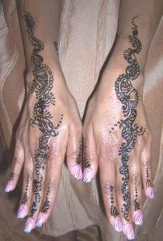 Best Mehndi Designs Collection (Hand Henna Art)