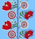 Marimekko oil cloth!  http://txtlart.com/oilcloth.html