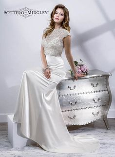 Large View of the Sheridan Bridal Gown