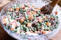 Pea Salad   The Pioneer Woman Cooks   Ree Drummond