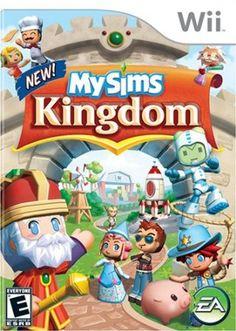 MySims Kingdom, I love this game so much!