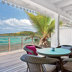 Dream Town: St. Barts   Where to Stay   CoastalLiving.com