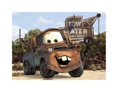 Mater by Walt Disney Disney Magic, Walt Disney, Tigger And Pooh, Tow Mater, Disney Fine Art, Disney Posters, Frames For Canvas Paintings, Sale Poster, Print Poster