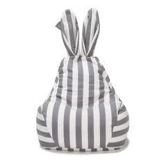 텐바이텐 10X10 : 라비또 빈백 small (Gray Stripe)