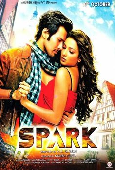Spark (2014) Full Hindi Mp3 Songs Free Download  http://alldownloads4u.com/spark-2014-full-hindi-mp3-songs-free-download/